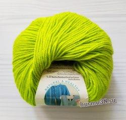 Пряжа Ализе Бейби Вул (Alize Baby Wool) 612 фисташка