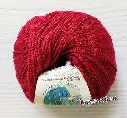 Пряжа Ализе Бейби Вул (Alize Baby Wool) 390 вишня
