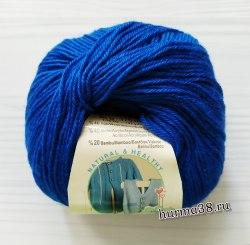 Пряжа Ализе Бейби Вул (Alize Baby Wool) 141 василёк
