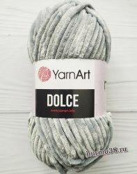 Пряжа Ярнарт Дольче (YarnArt Dolce) 782 серый