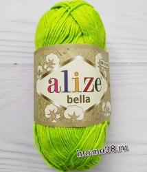 Пряжа Ализе Белла (Alize Bella) 612 салат