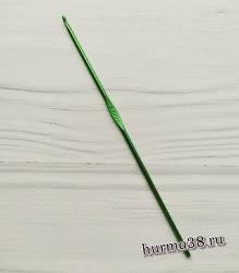 Крючок для вязания алюминиевый №2.5
