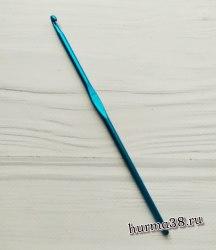Крючок для вязания алюминиевый №4