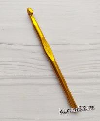 Крючок для вязания алюминиевый №9