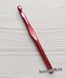 Крючок для вязания алюминиевый №11