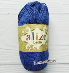 Пряжа Ализе Белла (Alize Bella) 333 ярко-синий