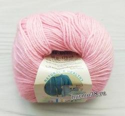 Пряжа Ализе Бейби Вул (Alize Baby Wool) 194 розовый