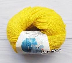 Пряжа Ализе Бейби Вул (Alize Baby Wool) 216 цыплёнок