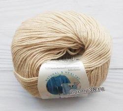 Пряжа Ализе Бейби Вул (Alize Baby Wool) 310 медовый
