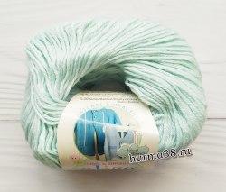 Пряжа Ализе Бейби Вул (Alize Baby Wool) 522 мята