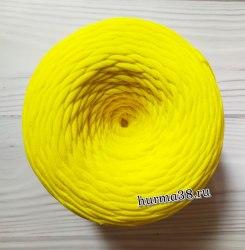 Трикотажная пряжа цвет жёлтый