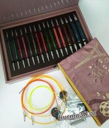 """Эксклюзивный подарочный набор спиц KnitPro """"Royalé Symfonie"""" арт. 90851"""