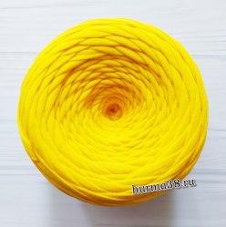 Трикотажная пряжа цвет кукуруза