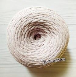 Трикотажная пряжа цвет сиреневая дымка