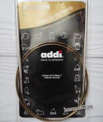 Спицы круговые супергладкие Адди (Addi) №3,25 100см