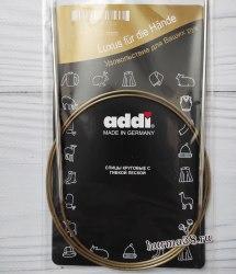 Спицы круговые супергладкие Адди (Addi) №3 100см