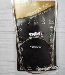 Спицы круговые супергладкие Адди (Addi) №4 60см