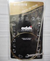 Спицы круговые супергладкие Адди (Addi) №2,25 60см