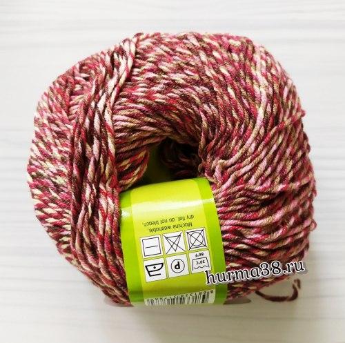 Пряжа Ярнарт Джинс Тропикал (YarnArt Jeans Tropical) цвет 619