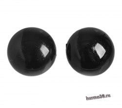 Глазки для игрушек пришивные 2 шт. 1.5 см. арт.4493841