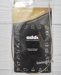 Спицы круговые супергладкие Адди (Addi) №2,75 40см
