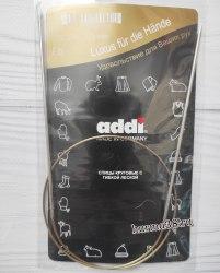 Спицы круговые супергладкие Адди (Addi) №2 60см