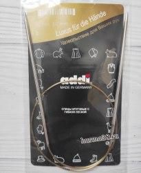 Спицы круговые супергладкие Адди (Addi) №3 60см