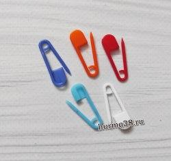 Набор маркеров-булавок для вязания спицами и крючком (5шт) №3