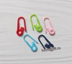 Набор маркеров-булавок для вязания спицами и крючком (5шт) №4