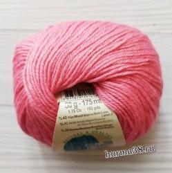 Пряжа Ализе Бейби Вул (Alize Baby Wool) 33 тёмно-розовый