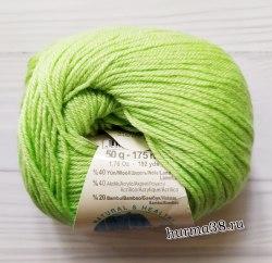 Пряжа Ализе Бейби Вул (Alize Baby Wool) 41 мята