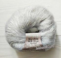 Пряжа Ализе Атлас (Alize Atlas) 200 серый