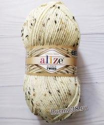 Пряжа Ализе Альпака Твид (Alize Alpaca Tweed) 01