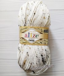 Пряжа Ализе Альпака Твид (Alize Alpaca Tweed) 55
