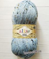 Пряжа Ализе Альпака Твид (Alize Alpaca Tweed) 356