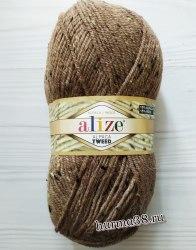 Пряжа Ализе Альпака Твид (Alize Alpaca Tweed) 688