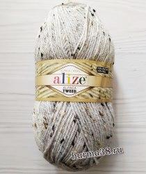 Пряжа Ализе Альпака Твид (Alize Alpaca Tweed) 684