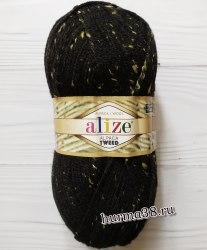 Пряжа Ализе Альпака Твид (Alize Alpaca Tweed) 60