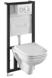 Набор Vitra S20 с крышкой Soft Close