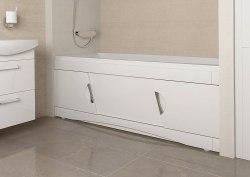 Экран для ванны раздвижной ВанЛанд Натурале 150, 160, 170, 180