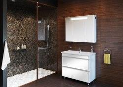 Мебель для ванной Аква Родос Париж 65, 75, 85, 100
