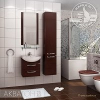 Мебель для ванной Акватон Ария 50М
