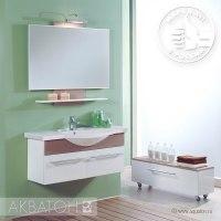 Мебель для ванной Акватон Логика 110
