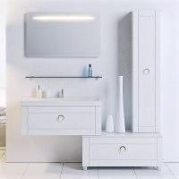 Мебель для ванной Aqwella Infinity 100
