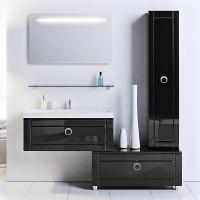 Мебель для ванной Aqwella Infinity 80