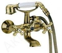 Смеситель для ванны с ручным душем Cezares RETRO