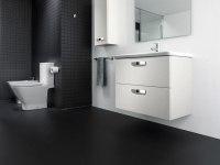 Мебель для ванной Roca The Gap 60 белый, фиолетовый