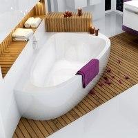 Ванна акриловая Ravak LoveStory 2 196х139