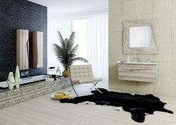 Мебель для ванной Aqwella Papyrus wood 100