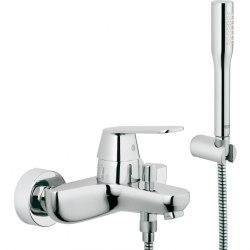 Комплект смеситель для ванны с ручным душем Grohe Eurosmart Cosmopolitan 32832000